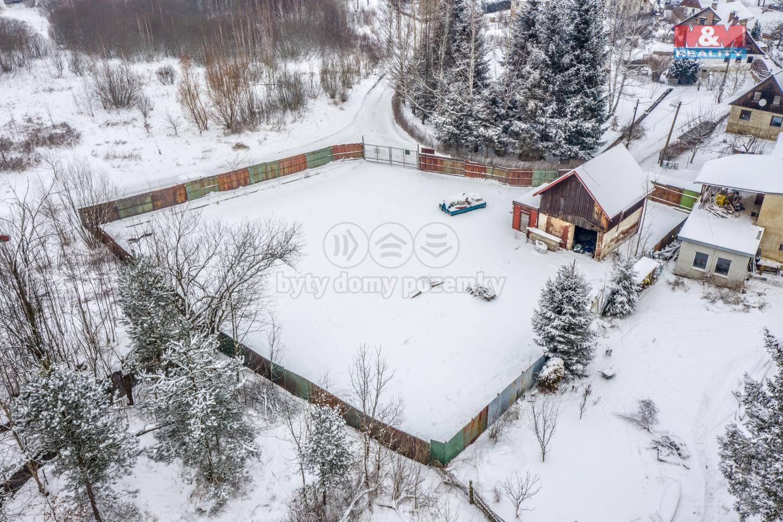 Prodej provozní plochy, 1254 m², Hejnice, ul. Jizerská