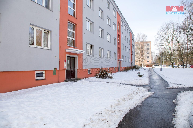 Prodej bytu 2+1, 53 m², Kladno, ul. Pražská
