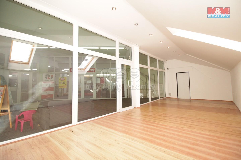 Pronájem obchod a služby, 48 m², Rakovník, ul. V Jamce