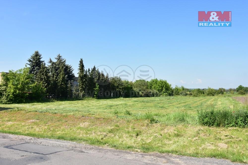 Prodej pozemku k bydlení, 3526 m², Dřísy