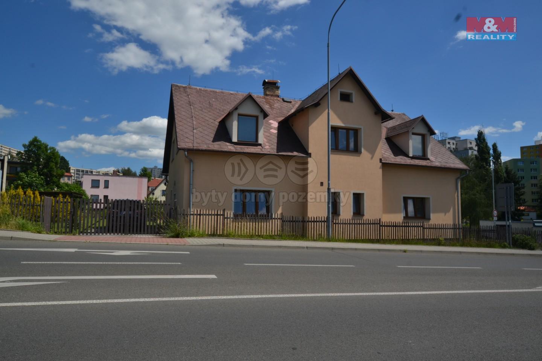 Pronájem, byt 2+1, 89m2,Liberec, ul. Legií