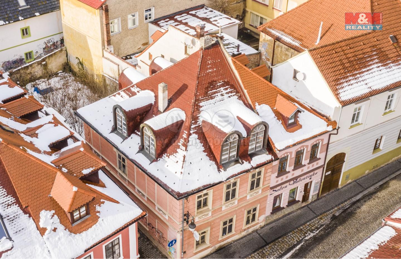 Prodej nájemního domu, 156 m², Česká Lípa, ul. Zámecká