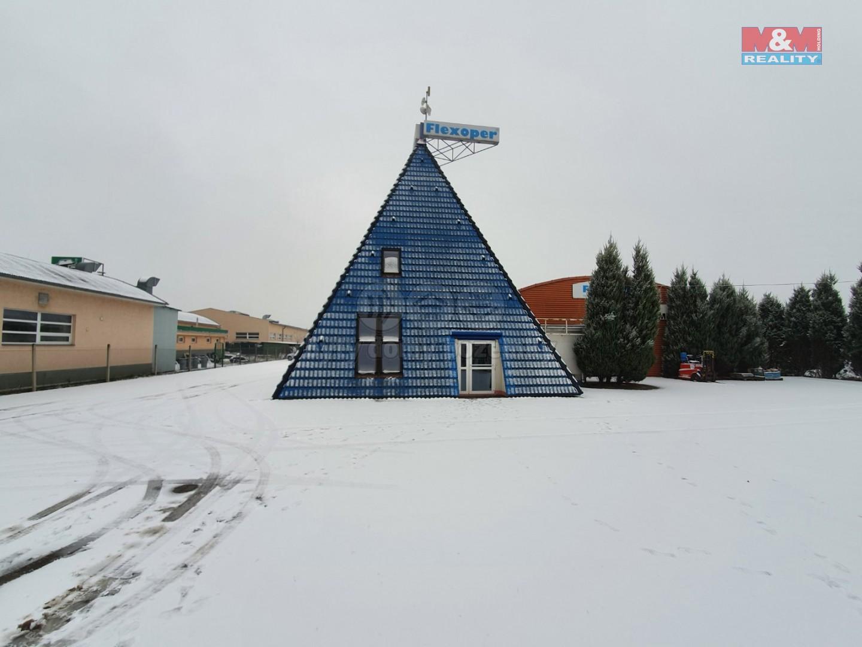 Pronájem komerčního objektu, 280 m², Kožušany-Tážaly