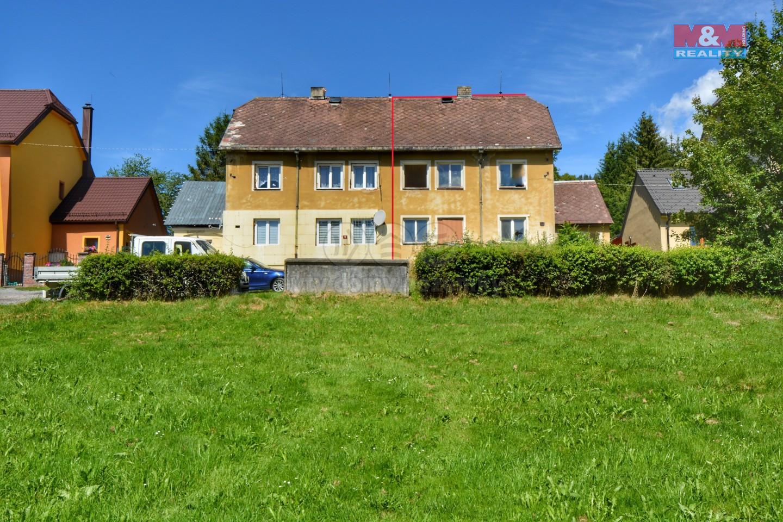 Prodej nájemního domu, 610 m², Lipno nad Vltavou
