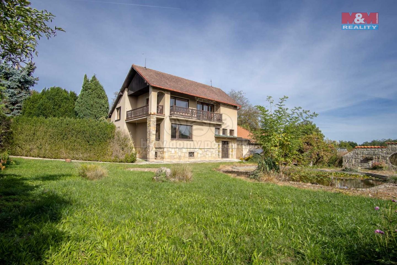 Prodej rodinného domu, 250 m², Mělnické Vtelno, ul. Vrutická