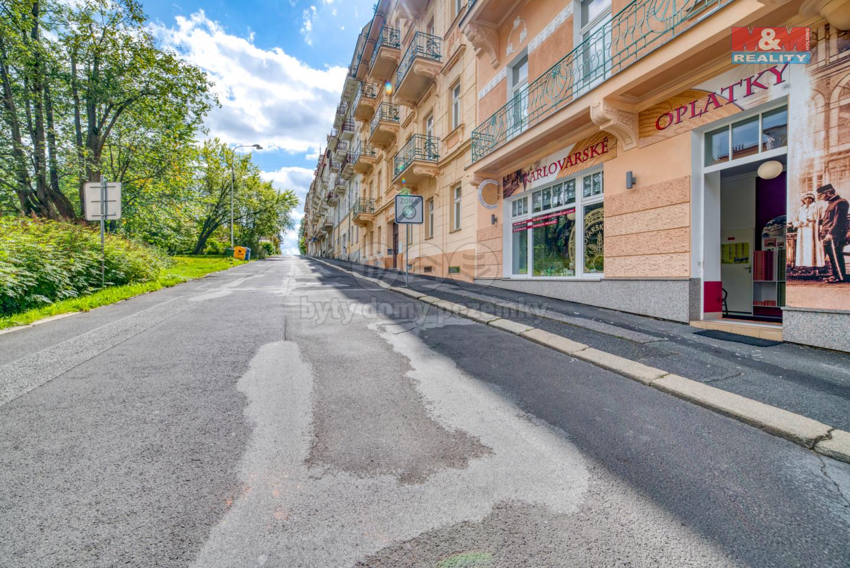 Prodej obchod a služby, 75 m², Mariánské Lázně, ul. Ruská