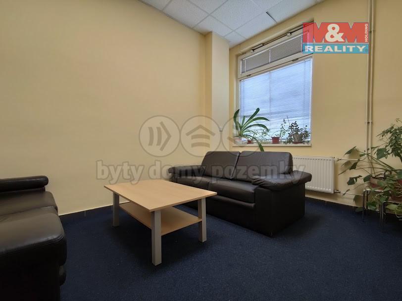 Pronájem kancelářského prostoru, 36 m², Brno, ul. K terminálu