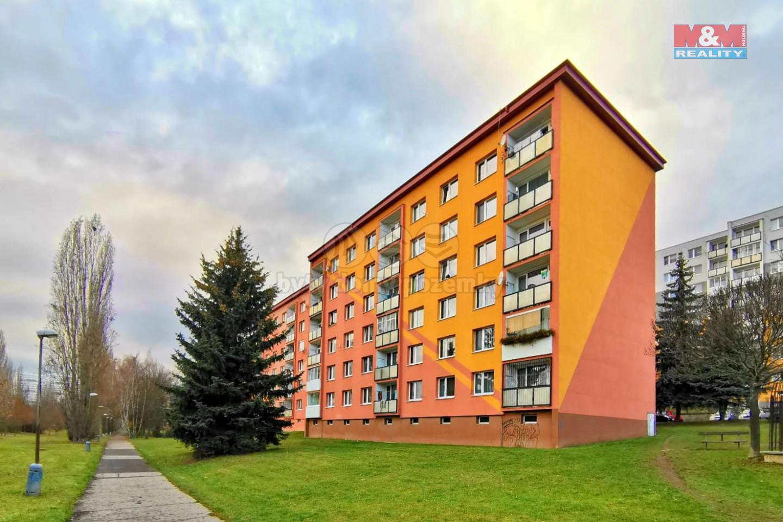 Prodej bytu 3+1, 79 m², DV, Chomutov, ul. Kyjická