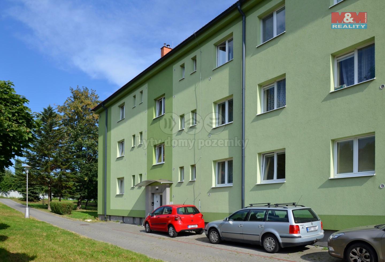 Prodej bytu 2+1, 67 m², Hranice, ul. Nová