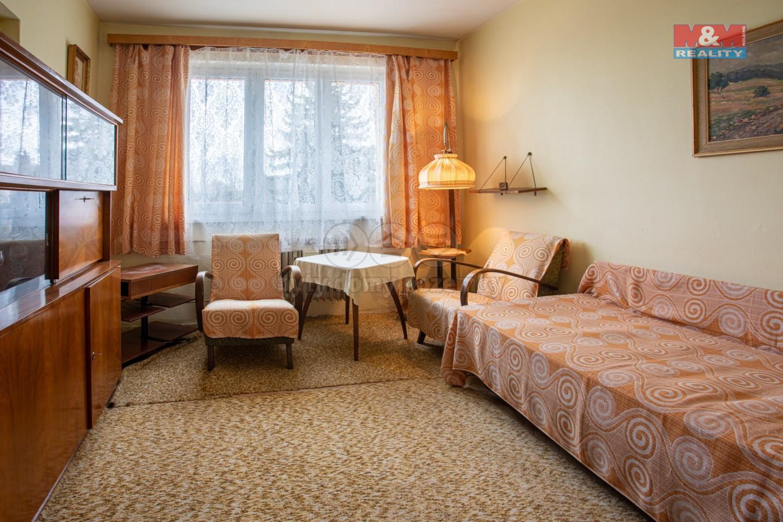 Prodej, byt 3+1, 68 m², Habartov, ul. náměstí Přátelství