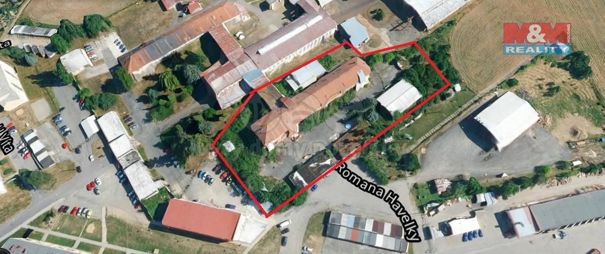 (Prodej, průmyslový areál, 3000 m2, Jemnice), foto 1/18