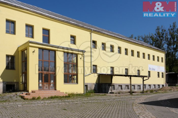 I (Pronájem, sklad, 266 m2, Chodov, okr. Sokolov), foto 1/5