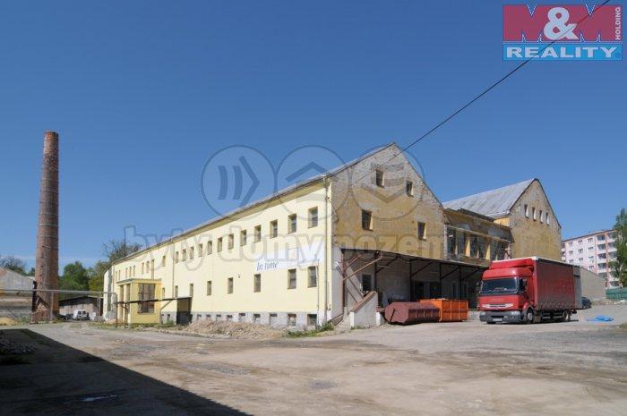 I,J,K-z boku (Pronájem, sklad, 800 m2, Chodov, okr. Sokolov), foto 1/7