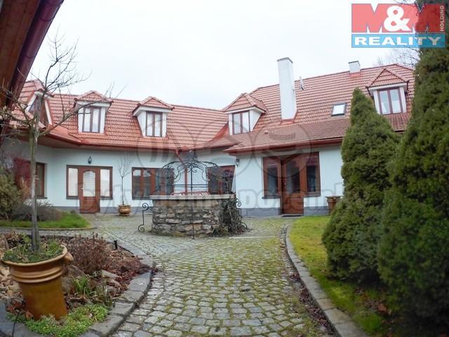 (Prodej, rodinný dům 8+2, 320 m2, Dačice - ul. Soustružnická), foto 1/29