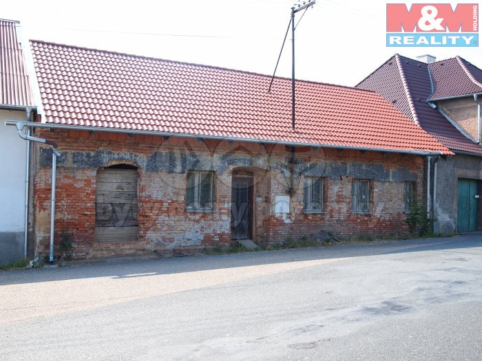 P7194589 (Prodej, chalupa 4+1, 100 m2, Mlečice), foto 1/13