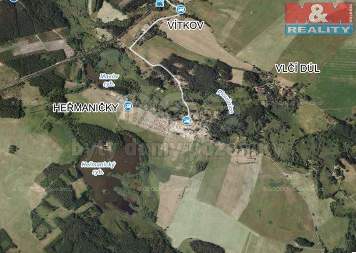 Prodej, pozemek, 49012 m2, Česká Lípa - Heřmaničky