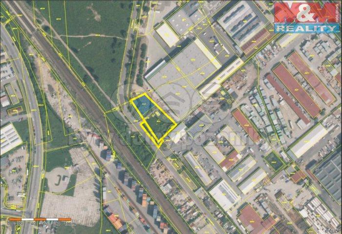 mapa2 (Prodej, provozní plocha, 2875 m2, Praha 10), foto 1/5