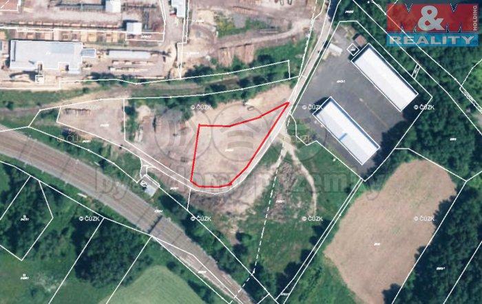 Mapa K (Prodej, provozní plocha, 3205 m2, Stará Voda), foto 1/5