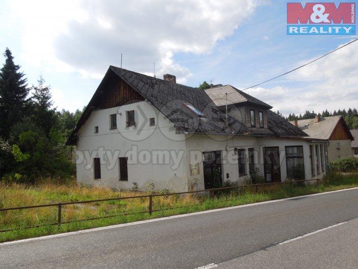 DSCN7400 (Prodej, komerční objekt, 1420 m2, Vimperk - Korkusova Huť), foto 1/8