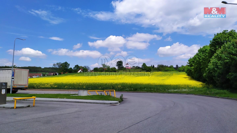 Prodej, pozemek, 11290 m2, Přešťovice - Kbelnice