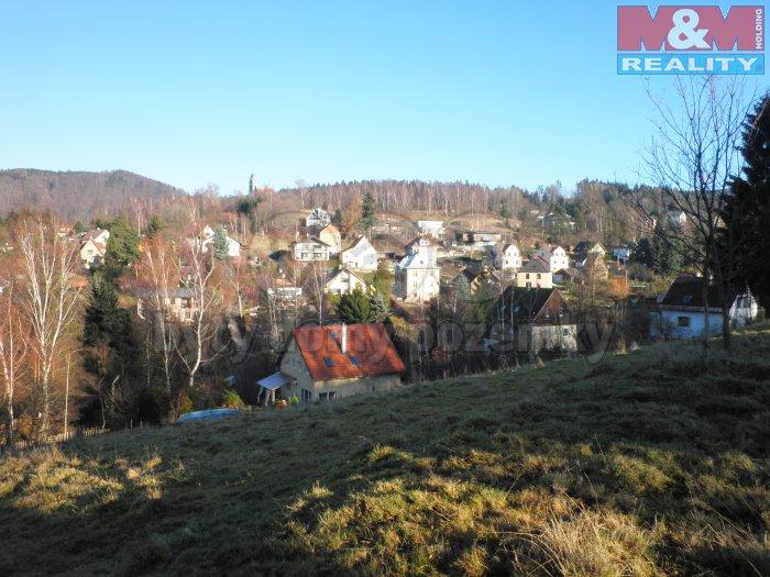 Pohled na pozemek (Prodej, stavební pozemek, 4851 m2, Liberec), foto 1/5