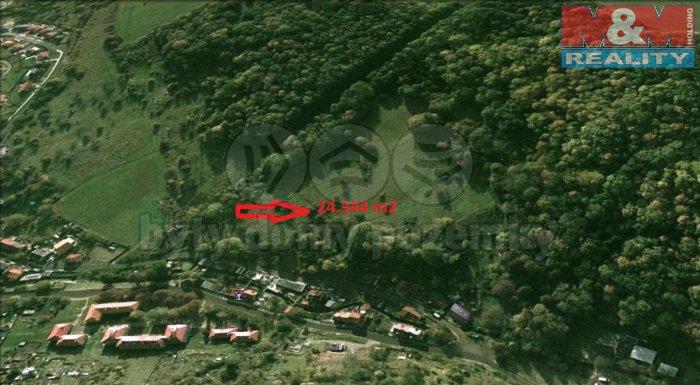 Neštěmice1 (Prodej, stavební pozemek, 24344 m2, Neštěmice), foto 1/3