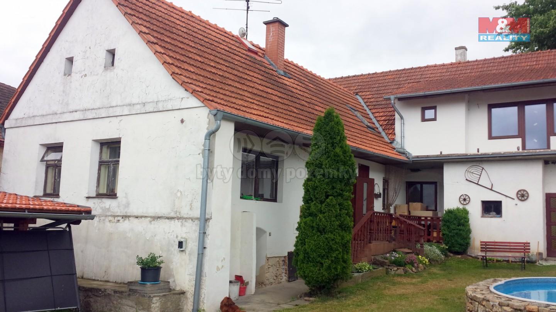 (Prodej, rodinný dům, 175 m2, Klenov - Pluhův Žďár), foto 1/17