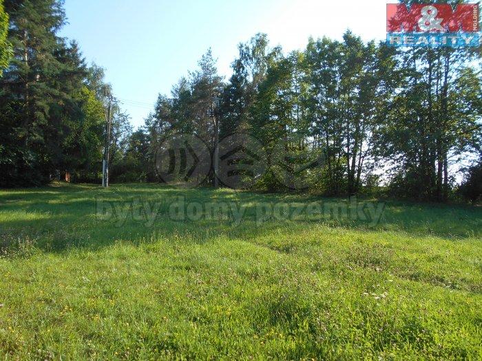 Prodej, pozemky, 2179 m2, Velešín