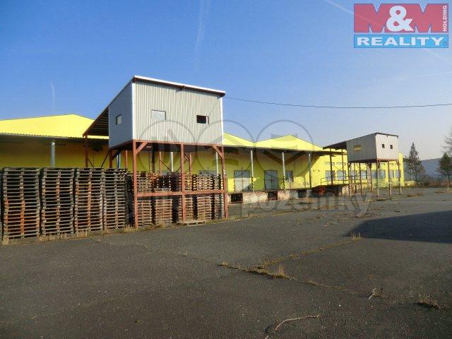nakládací rampy (Prodej, pozemek, 57 200 m2 , Korozluky - Sedlec), foto 1/24