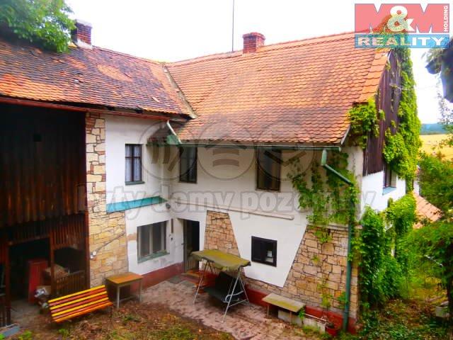 Prodej, rodinný dům, 180 m2, Pnětluky