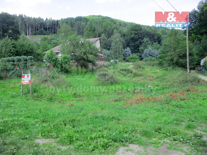 Prodej, stavební pozemek, 1390 m2, Svojkov