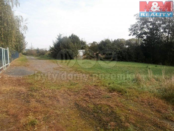 P9230003 (Prodej, stavební parcela, 499 m2, Luby u Klatov), foto 1/8