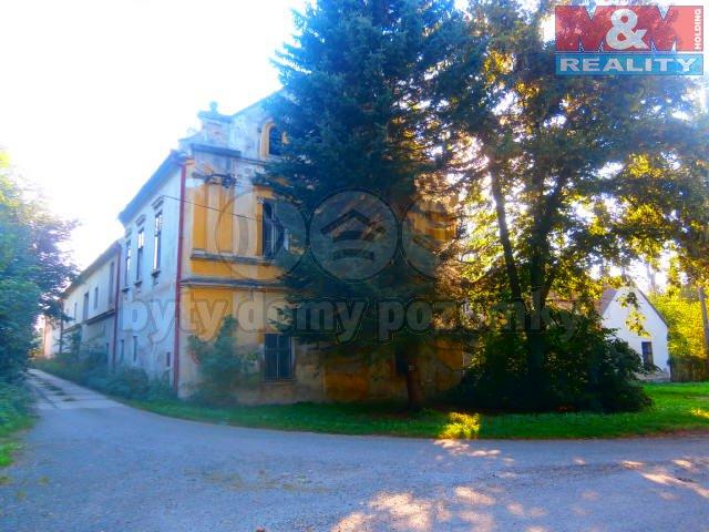 Prodej, rodinný dům, 1280 m2, Dolní Ročov