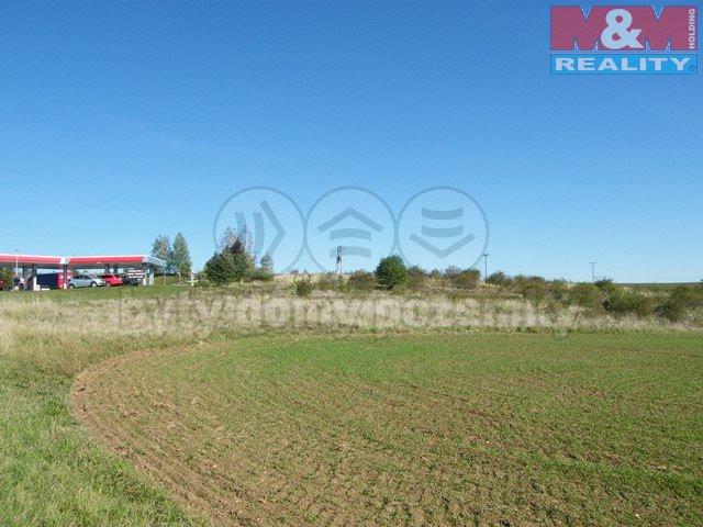 Prodej, stavební pozemek, 9300 m2, Bystročice - Žerůvky