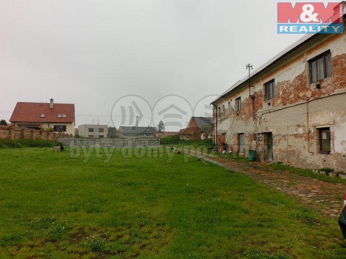 Prodej, zemědělský objekt, 4660 m2, Počenice-Tetětice