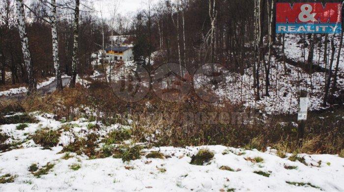 pohled na pozemek (Prodej, zahrada, 740 m2, Liberec), foto 1/5