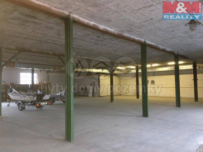 Pronájem, nebytový prostor, 230 m², Zábřeh
