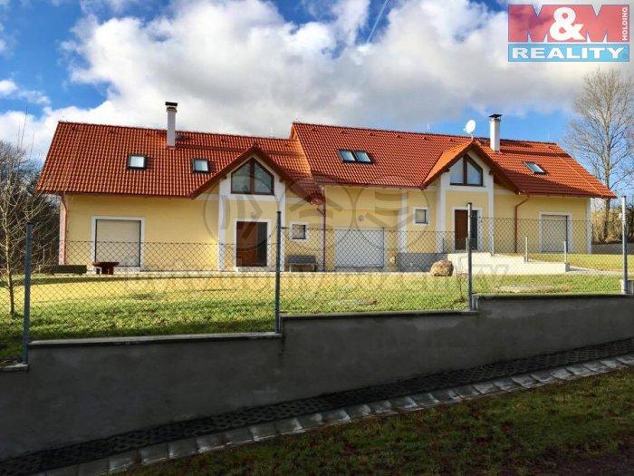 Prodej, dům 4+kk a 5+kk, 1313 m2, Měčín - Osobovy