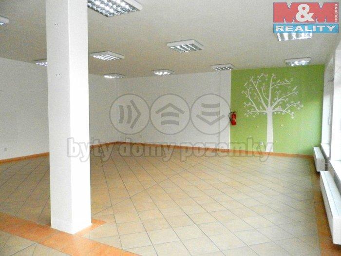 Pronájem, obchodní prostory, kanceláře, Krnov