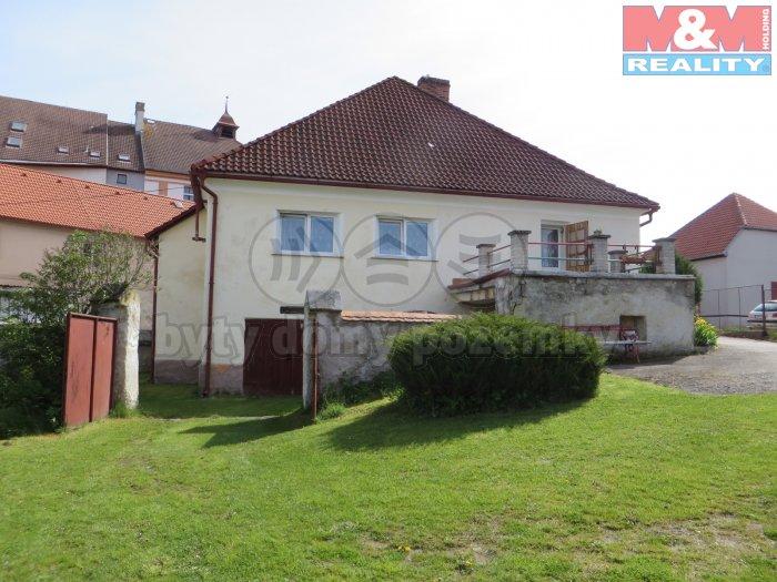Prodej, rodinný dům 6+1, 200 m2, Nepomuk