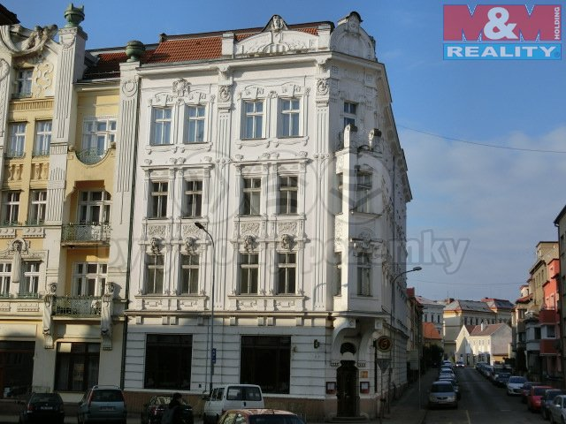 Prodej, podkrovní prostor, 127 m2, OV, Litoměřice