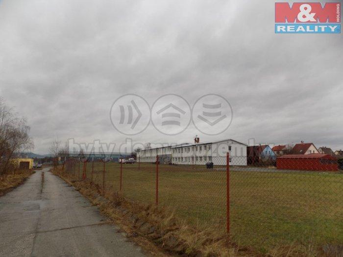 celkový pohled (Prodej, stavební pozemek, 5704 m2, Česká Lípa), foto 1/4