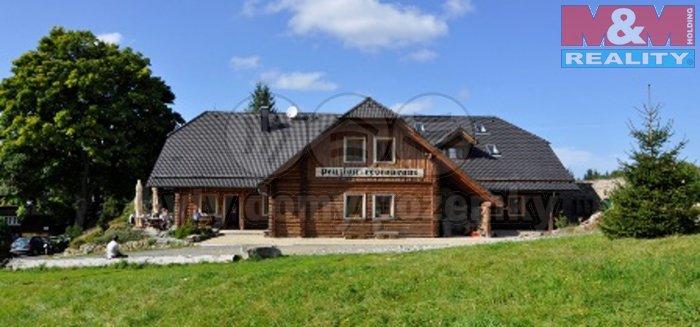 Prodej, penzion, 322 m2, Hojsova Stráž