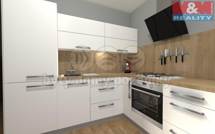 553762_Kuchyně (Prodej, byt 2+1 po rekonstrukci, 63 m2, Šumperk), foto 1/5