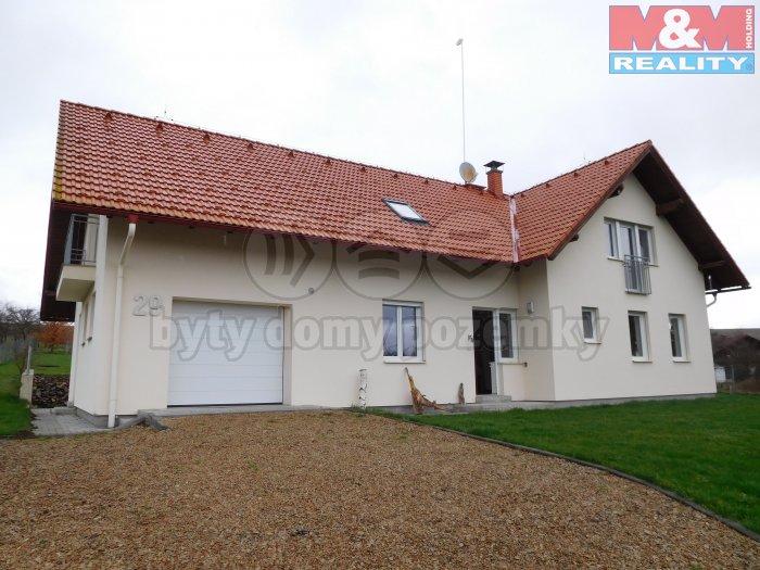 Prodej, rodinný dům, 153 m2, Měčín- Osobovy