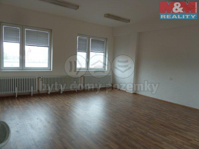 Pronájem, kancelář, 49 m2, Slezská Ostrava, ul. Čs. armády
