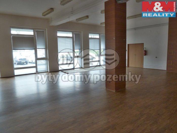 Pronájem, kancelář, 123 m2, Slezská Ostrava, ul. Čs. armády