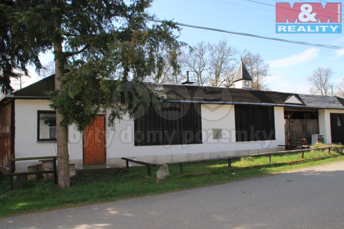 Prodej, zahrada, 680 m2, Skviřín, Bor u Tachova