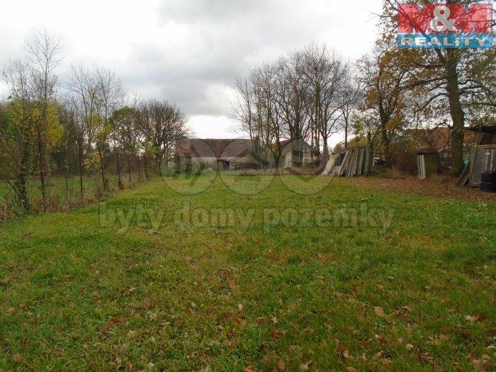 Prodej, pozemek, 1028 m2, Jesenice, Zdiměřice
