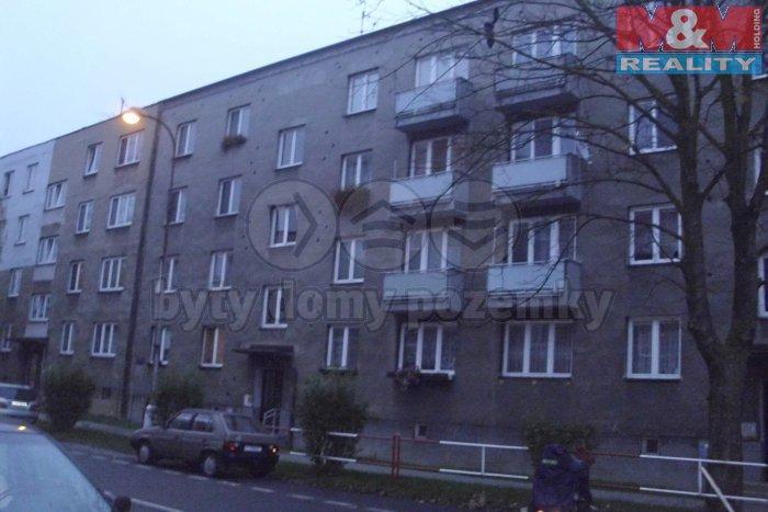 dům (Prodej, byt 2+1, 50 m2, Nový Bohumín, ul. Čs. Armády), foto 1/4
